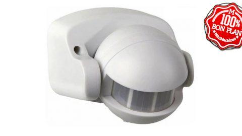 Capteur infrarouge Brelong IP44