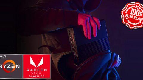 MiniPC Imation F-Migrate AMD Ryzen 3 2200GE - 8/240Go évolutif