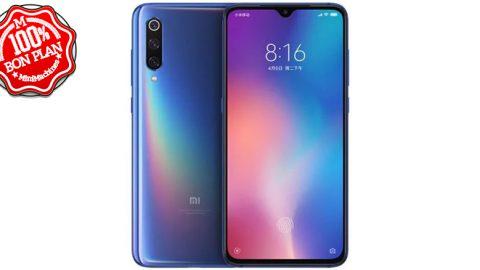 Smartphone Xiaomi Mi 9 SE 6Go / 64Go Bleu