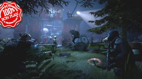 Jeu PC : Mutant Year Zero: Road to Eden