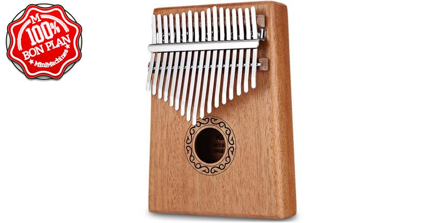 Piano à pouces / Kalimba bois