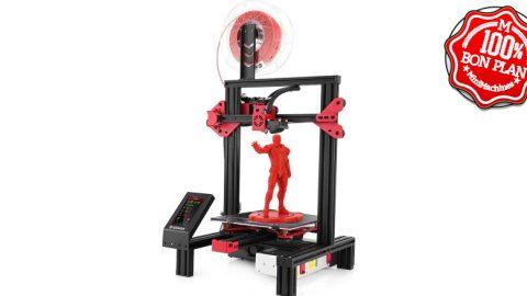 Imprimante 3D Alfawise U30 Pro