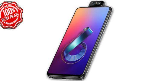 Smartphone Asus Zenphone 6 - 6/128 Go Noir