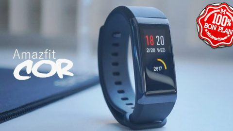 Montre Amazfit Cor2 Version Internationale