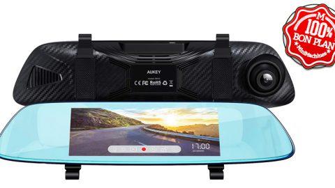 Dashcam double avant et arrière Aukey DRA2 1080P