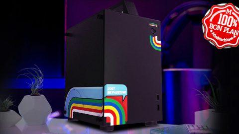MiniPC Ipason Gaming Box : i5-9400F - RTX 2060 - 8Go - 480 Go