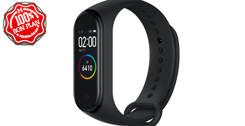 Bracelet Podomètre Xiaomi Mi Band 4 Version Internationale