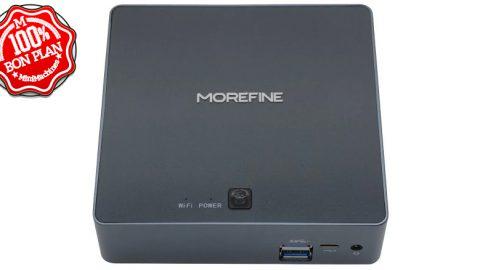 MiniPC MoreFine S100 i5-8250U 8/240Go