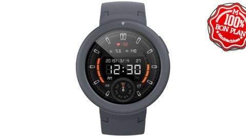 Montre connectée Amazfit Verge Lite Internationale