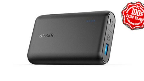 Batterie Anker PowerCore Speed 10000mAh Quick Charge 3.0