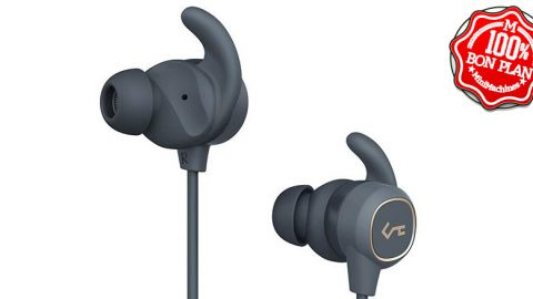 Casque Bluetooth Aukey Key Series B60 Noir
