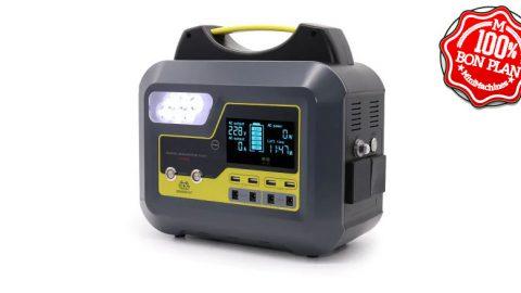 Batterie de voyage BOSSCAT AY-006 - 500W