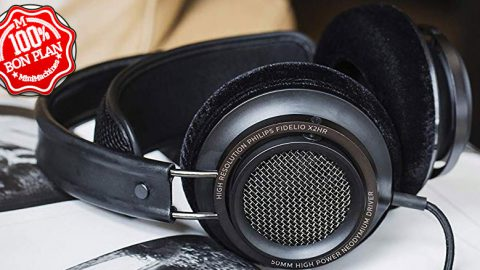Casque audio Philips Fidelio X2HR/00