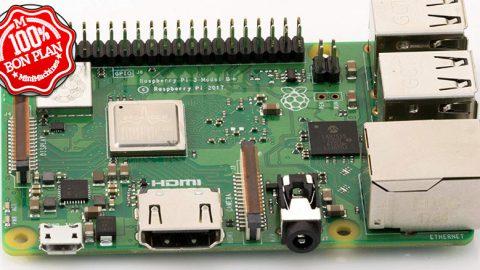 Carte Raspberry Pi 3 B+