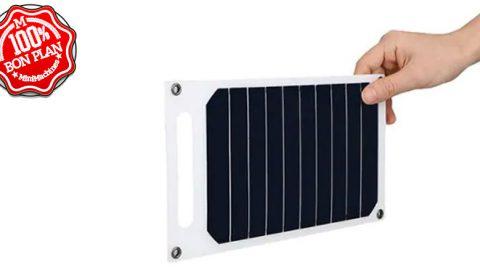 Panneau solaire portable 10 watts
