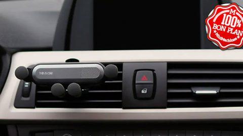 Support téléphone pour voiture GoComma