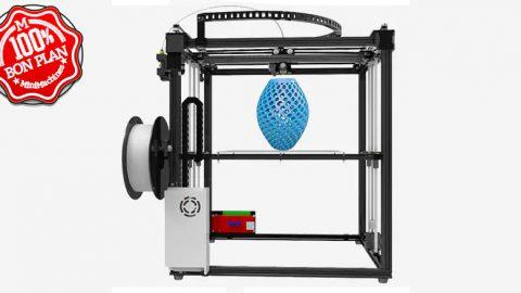 Imprimante 3D Tronxy X5S grand format