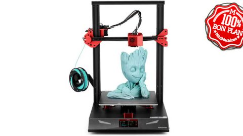 Imprimante 3D Alfawise U20 Pro Auto-level