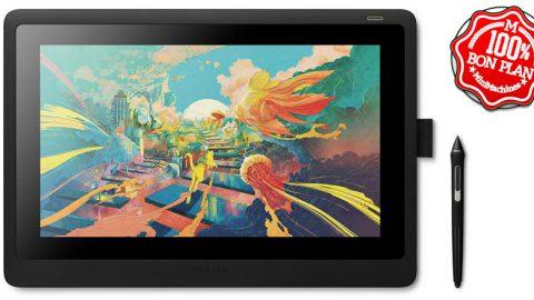 Tablette graphique Wacom Cintiq 16 FullHD