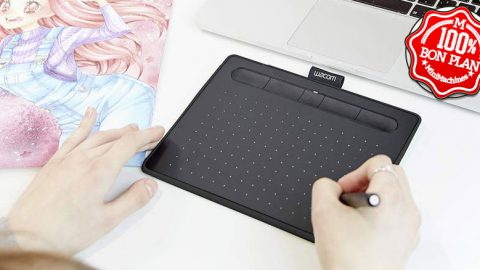 Tablette Wacom Intuos S Bluetooth