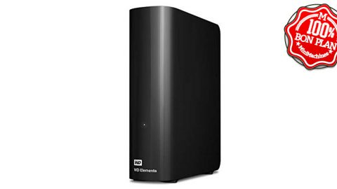 Disque dur externe WD Elements Desktop 8 To USB 3.0