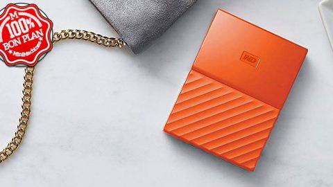 Disque dur Externe WD MyPassport 4To USB 3.0
