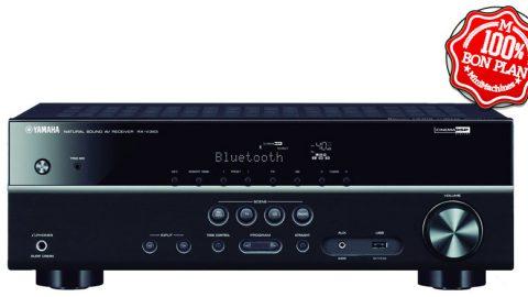 Ampli AV Yamaha RX-383 Bluetooth