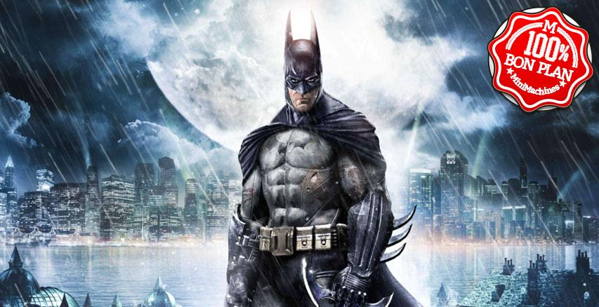 Jeux PC : Batman Arkham collection