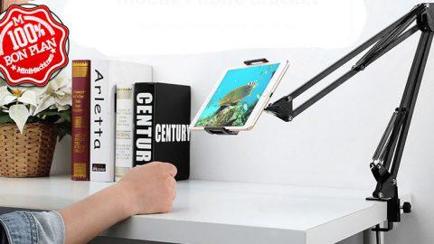 Bras métal pour tablette/smartphone GoComma