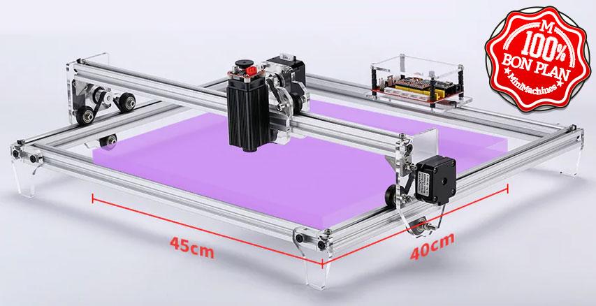Graveuse laser Alfawise C30