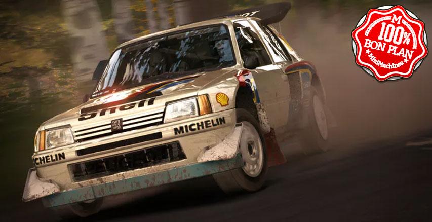 Jeu PC : Dirt Rally