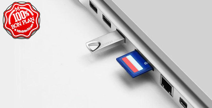 Mega Hub USB Type-C GoComma 11-in-1