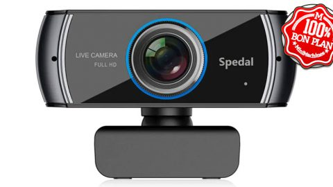Webcam FullHD Spedal 920