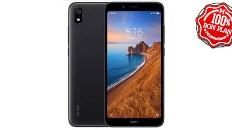 Smartphone Xiaomi Redmi 7A 2/32Go Noir