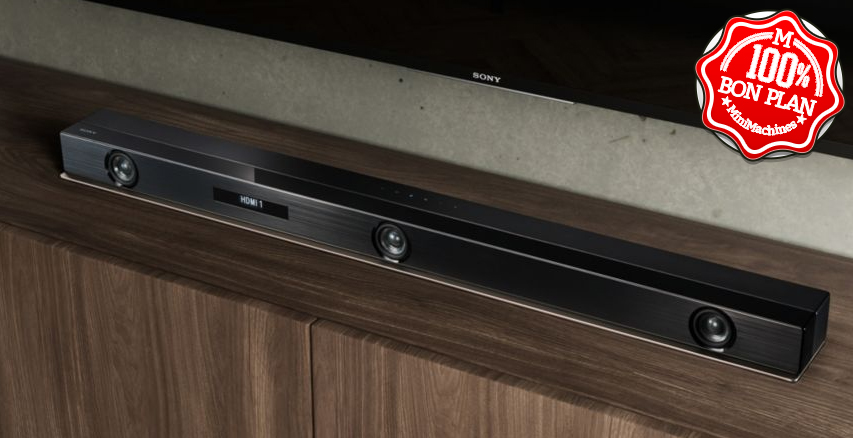Barre de son Sony HT-ZF9 Dolby Atmos/DTS:X