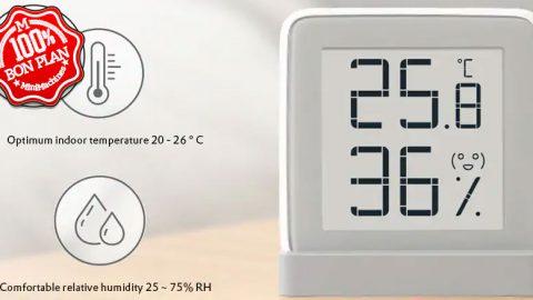 Thermomètre et Hygromètre Xiaomi