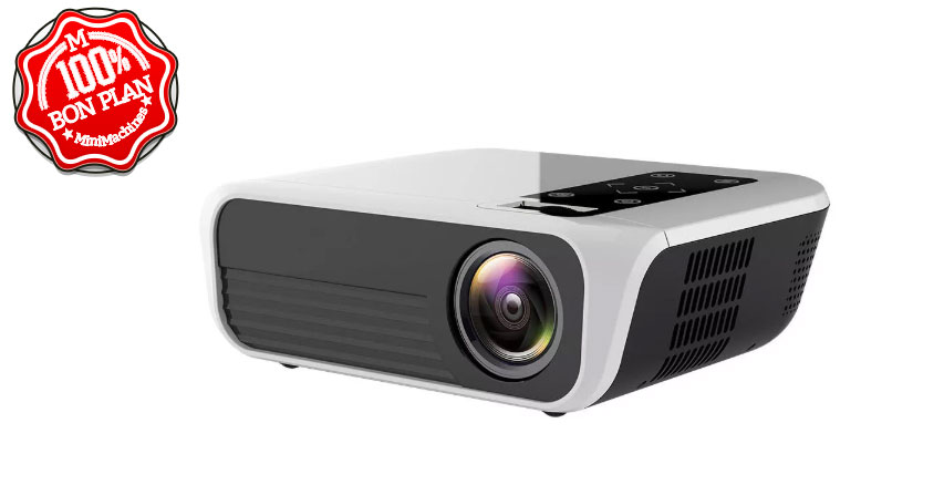 Vidéoprojecteur TOPRECIS T8 FullHD 1080P