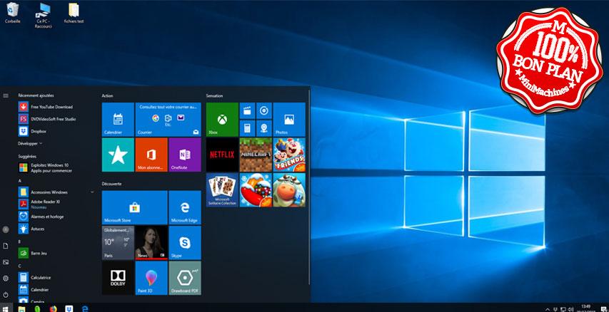 Licence Microsoft Windows 10 Pro