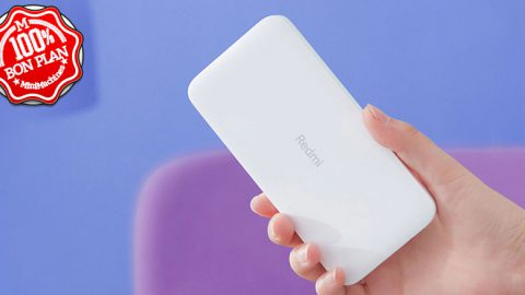 Batterie Xiaomi Redmi 10000 mAh Blanc