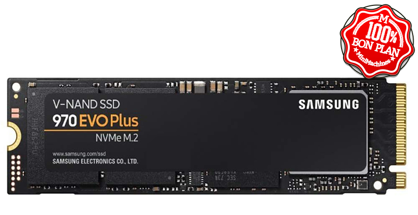SSD M.2 NVMe Samsung 970 Evo Plus 1To