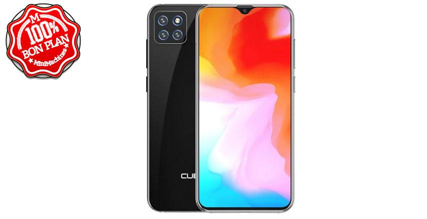 Smartphone Cubot X20 Pro 6/128 Go Noir