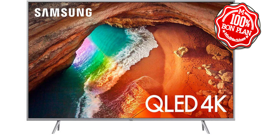 Téléviseur Samsung QLED QE65Q65R 65