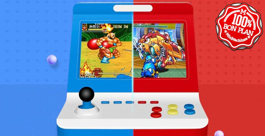 Console de jeu Ragebee 7