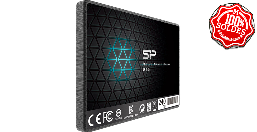 SSD Silicon Power A55 1 To SATA3