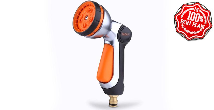Pistolet d'arrosage Tacklife GSG1A 10 modes