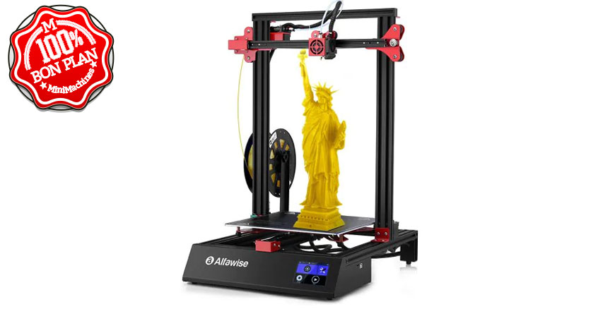 Imprimante 3D Alfawise U20 One