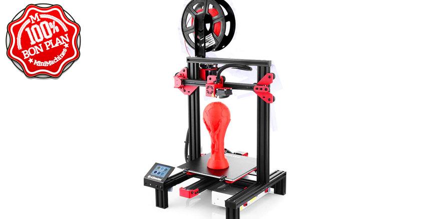 Imprimante 3D Alfawise U30