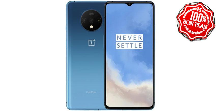 Smartphone OnePlus 7T 8/128Go Bleu