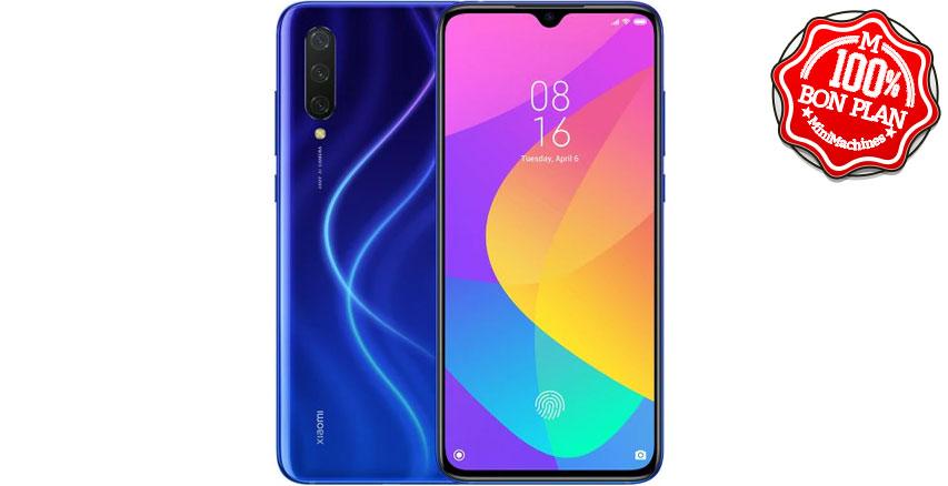 Smartphone Xiaomi Mi 9 Lite 6/64 Go Bleu