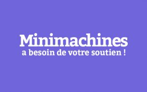 Soutenez Minimachines avec un don !